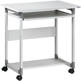 Trolley para ordenador 75 FH, gris