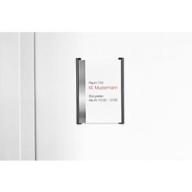 Türschild Simplex, 148 x 105 mm
