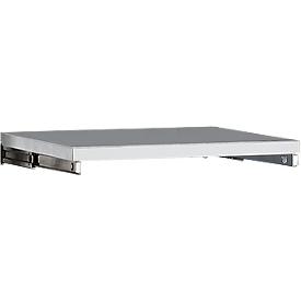 Uittrekbord voor materiaalkast MS 2506, 422 x 458 mm