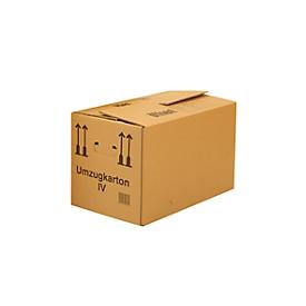 Umzugskartons, 2-wellig, 5 Stück