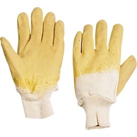 Universele handschoen, met gebreid boord