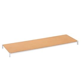 Universele legbordstelling, hardboard, B 1250 x D 300 mm