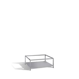 Untergestell für Planschrank für Formate bis DIN A1, mit Zwischenboden