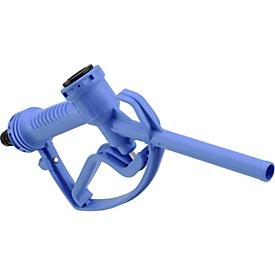 Válvula de surtidor manual CEMO, plástico, Boquilla de empalme DN 19, con fijación de palanca