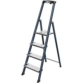Veiligheidstrapladder Securo, 4 treden
