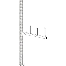 Vergrendelpen, voor draagarmstelling KR 3000, H 100 mm