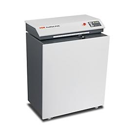 Verpackungspolstermaschine HSM ProfiPack P425, inkl. Absaug-Adaptionssatz, 770x570 x1040 mm
