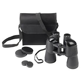 Verrekijker View Over, 7x vergroting, autofocus, Ø-objectieven 50 mm, incl. tas & beschermhoes, zwart