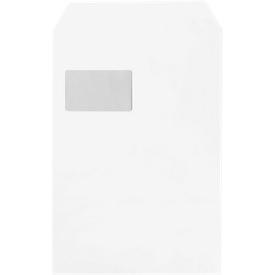 Versandtasche, C4, ohne Fenster, 250 Stück, weiß