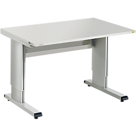 Verstelbare tafel d.m.v. schroeven WB 811, ESD