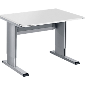 Verstelbare tafel d.m.v. schroeven WB 811, standaard