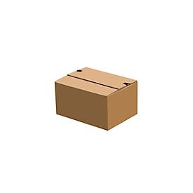 Verzenddoos voor goederen, 175 x 105 x 75 mm