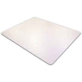 Vloerbeschermingsmat voor tapijtvloeren, hoekige vorm, 1200x750