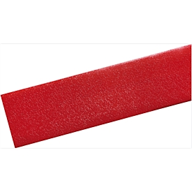 Vloermarkeringstape Durable, bestand tegen heftruck, zelfklevend, 30 m lengte, rood