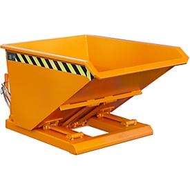 Volquete NK 30, naranja