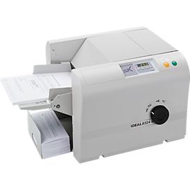Vouwmachine voor brieven IDEAL 8324