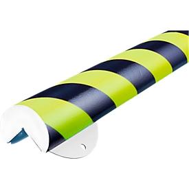 Wall Protection Kit, type A+, 1 m, fluorescerend (bij daglicht)