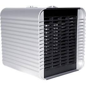 Warmteblazer verwarmingstoestel Cuby Silver, 1500 w vermogen, gepatenteerde keramiek-technologie