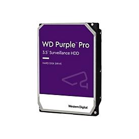 WD Purple Pro WD121PURP - Festplatte - 12 TB - SATA 6Gb/s