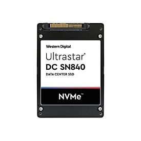WD Ultrastar DC SN840 WUS4C6464DSP3X1 - Solid-State-Disk - 6400 GB - U.2 PCIe 3.1 x4 (NVMe)