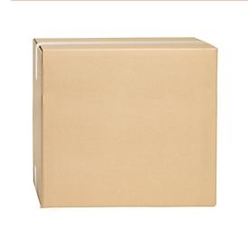 Wellpapp-Faltkartons, 2-wellig, 350 x 250 x 310 mm