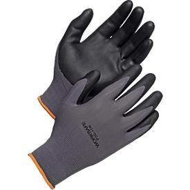 Werkhandschoenen Worksafe P30-106, CE Cat 2, nitril/nylon, maat 11, 12 paar