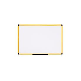 Whiteboard Bi-Office Ultrabite, met keramisch oppervlak, robuust + duurzaam, div. afmetingen 600 x 450 mm