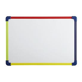 Whiteboard Maul, für Kinder ab 3 Jahren, magnetisch, tragbar, weiß, 240 x 350 mm