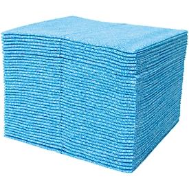 Wipex FSW toallitas especiales, especialmente diseñadas para la industria alimentaria, individuales, 20 unidades azul