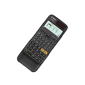 Wissenschaftlicher Taschenrechner CASIO FX-85DEX, 325 Funktionen, LC-Display, Solar/Batterie, schwarz