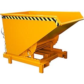 Zwaarlast-kiepbak SK 1200, oranje