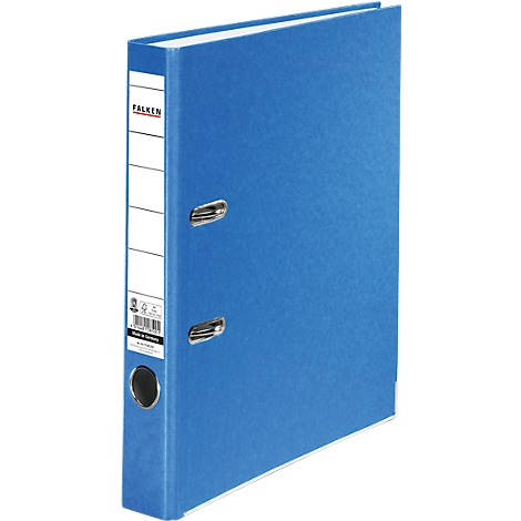 5 Stück DIN A4 Pro//Office Pro Office Ordner 50 mm blau NEU