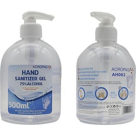Händedesinfektionsgel