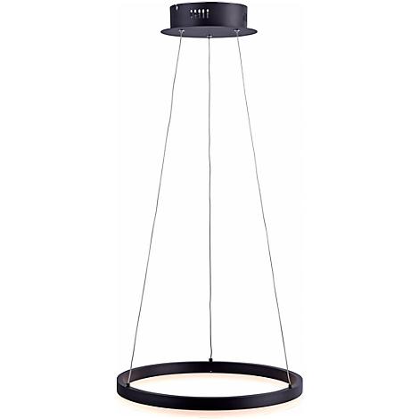 LED Pendelleuchte LED Hängeleuchte TITUS, Ø 400 mm
