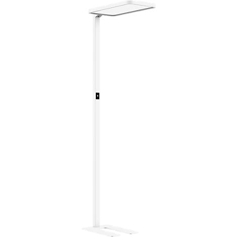 LED Stehleuchte SL 713, für Bildschirmarbeitsplatz, direkte