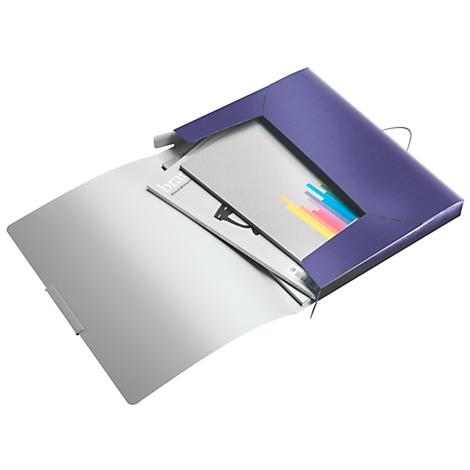 Sammelmappe A4 PP Leitz Solid Dokumentenmappe Ordnungsmappe Ablagebox