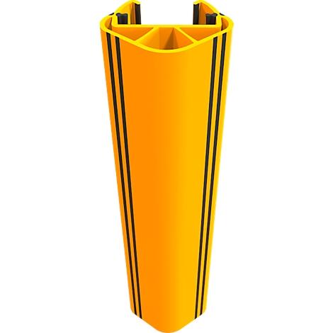 Regalanfahrschutz RackGuard (S), f. Regalbeinbreite 102 mm