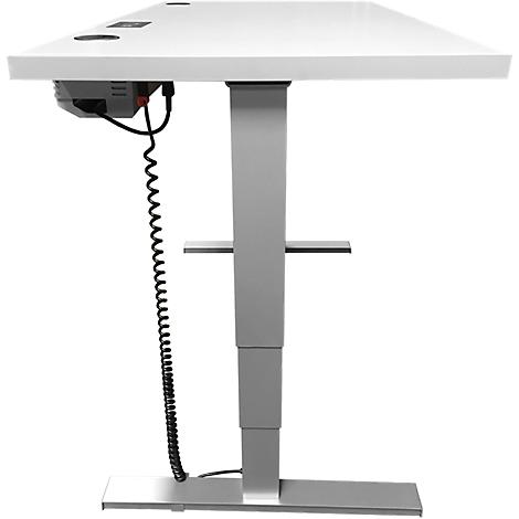 Schreibtisch Weiß Höhenverstellbar 2021