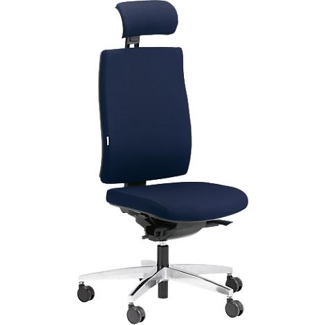 Bureaustoel Met Neksteun.Steifensand Bureaustoel Ceto Ct2450 Synchroonmechanisme Zonder