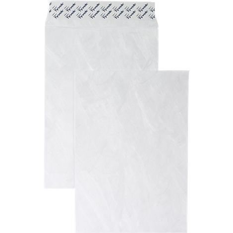 800 Versandtaschen//Briefumschläge B5 weiß Haftklebend ohne Fenster 176x250 mm