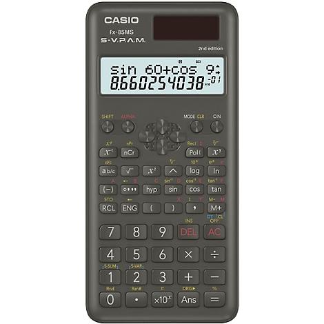 CASIO Taschenrechner HS-8 VER Solar-Batteriebetrieb