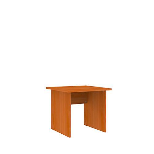 Schreibtisch quadro combi plus wangen rechteck b 800 for Wangenschreibtisch buche