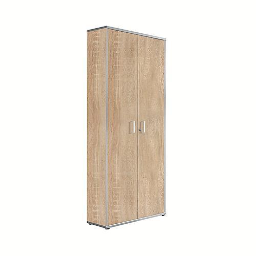 schrank ostia 6 oh b 800 mm abschlie bar g nstig kaufen sch fer shop. Black Bedroom Furniture Sets. Home Design Ideas