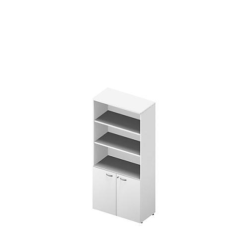 regal schrank kombination arlon office 5 ordnerh hen b 900 x t 450 x h 2000 mm g nstig kaufen. Black Bedroom Furniture Sets. Home Design Ideas