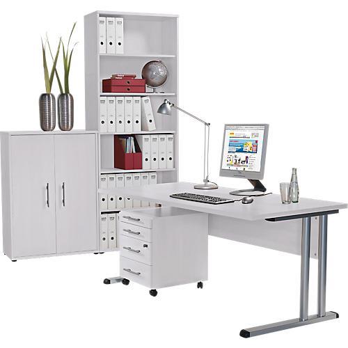 Komplett angebot quadro combi plus g nstig kaufen for Schreibtisch quadro