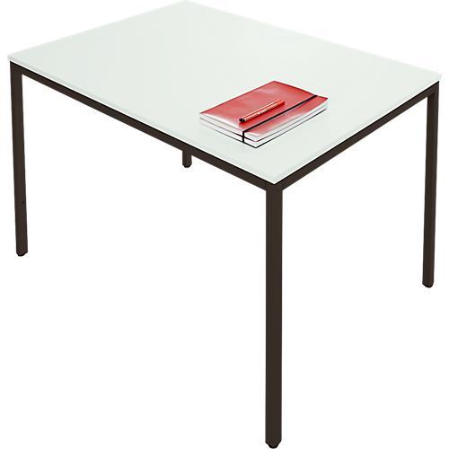 stahlrohr tisch 1200 x 700 mm g nstig kaufen sch fer shop. Black Bedroom Furniture Sets. Home Design Ideas