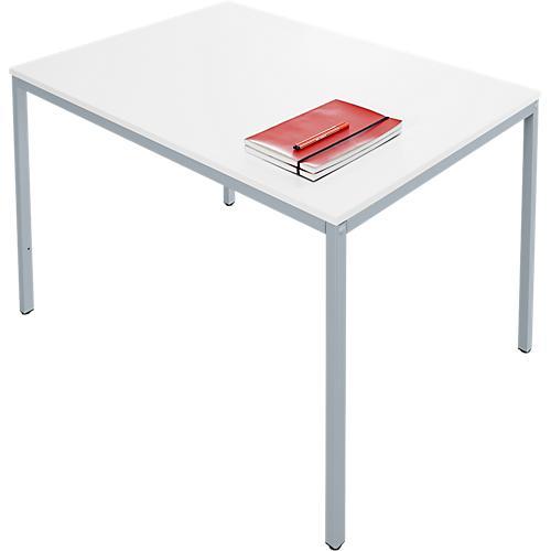 stahlrohr tisch 1400 x 800 mm g nstig kaufen sch fer shop. Black Bedroom Furniture Sets. Home Design Ideas