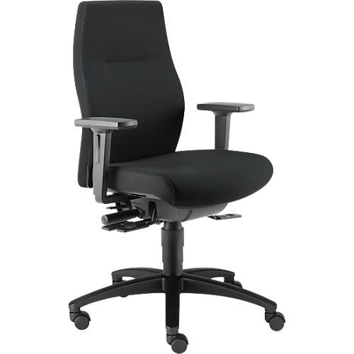 dauphin b rostuhl shape xtl mit armlehnen synchronmechanik sitzzeit 8 stunden g nstig. Black Bedroom Furniture Sets. Home Design Ideas
