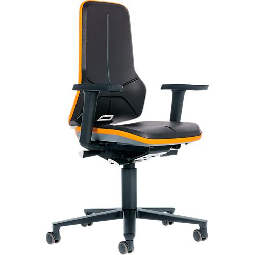 drehstuhl neon basis stuhl ohne polsterelement rollen g nstig kaufen sch fer shop. Black Bedroom Furniture Sets. Home Design Ideas