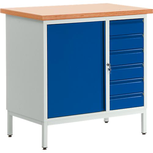 kleine kompakt werkbank g nstig kaufen sch fer shop. Black Bedroom Furniture Sets. Home Design Ideas